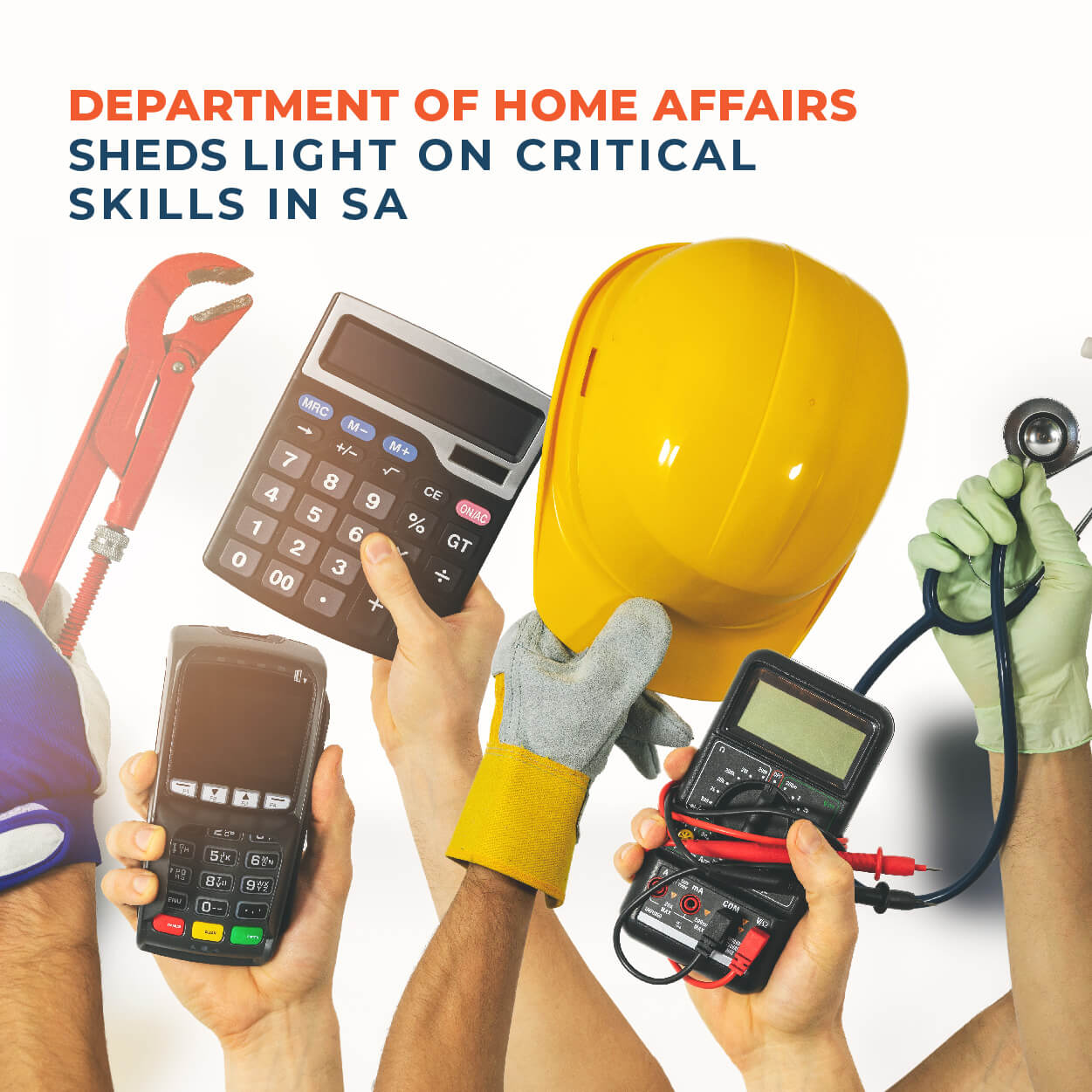 Department of Home Affairs Sheds Light on Critical Skills in SA-13