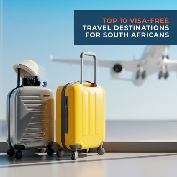 Visa Free Countries For South African