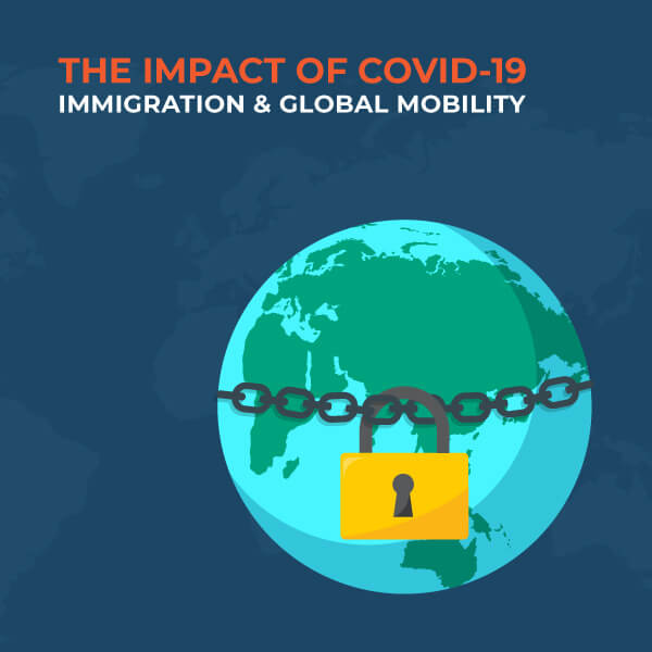 The Impact of COVID-19 on Immigration and Global Mobility