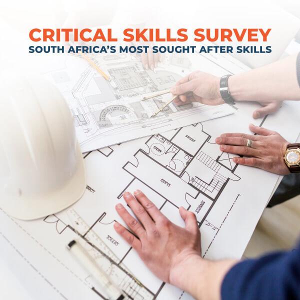 Critical Skills Survey SA's Most Sought After Skills